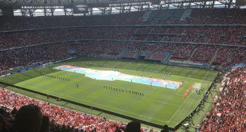 UEFA Euro 2020 - Magyarország - Franciaország