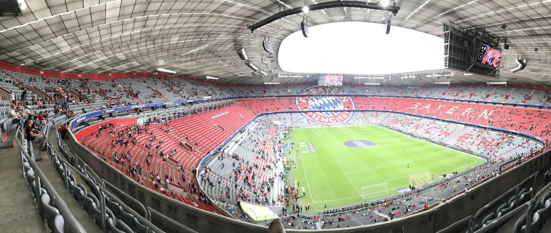 München - Allianz Aréna